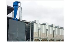 Air-Plants - Model ECO Range' - Modulair Bag Dust Collectors