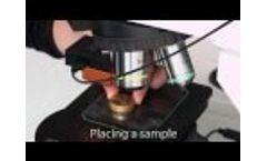 Nanosurf LensAFM -- Adding AFM to your Optical Microscope Video