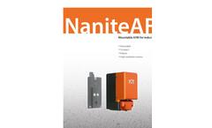 NaniteAFM - Mountable Atomic Force Microscope- Brochure