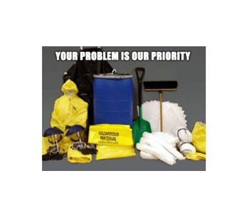 Spill Clean Up Products
