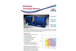 Hoffman & Lamson - Model 940 Frame - Multistage Centrifugal Blowers and Exhausters - Brochure