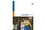AQUAPHON - Electro-Acoustic Water Leak Detection Device Brochure