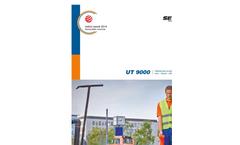 Model UT 9000 - Underground Pipe Locating Device Brochure