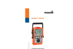Multitec - Model 545/540 - Multiple Gas Measuring Device Operating instructions Manual