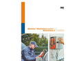 Multitec BioControl - Model 2 - Mobile Gas Measuring Device Brochure