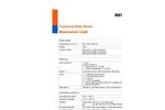 BioControl - Model 1/4/8 - Technical Datasheet