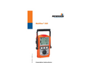 Multitec - Model 560 - Combined Gas Warning and Measuring Device Manual