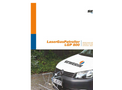 LaserGasPatroller - Model LGP 800 - Vehicle-Based Gas leak Detection - Brochure