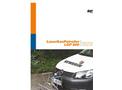 LaserGasPatroller - Model LGP 800 - Vehicle-Based Gas leak Detection - Brochure
