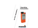 EX-Tec - Model Snooper 4 - Explosion-Proof Gas Leak Detector With Integrated Gas Database Manual