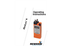 MiniLec - Model 4 - Measuring Device for Load & Leak Tightness Testing Manual