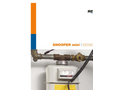 SNOOPER - Model mini - Gas Leak Detector - Brochure