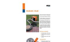 Model FLIS-EX / FLIS - Gas Warning Devices Brochure