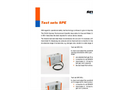 Sewerin - Model SPE - Test Sets for Measuring Devices Brochure