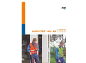 VARIOTEC 480 EX - Gas Detector for Distribution Networks - Brochure