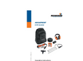 AQUAPHON A 50 - Professional, Electro-Acoustic Water Leak Detection - Operating Instructions Manual
