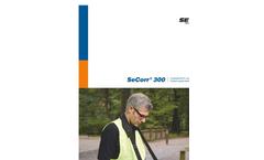 SeCorr 300 - Professional PC Correlation for Digital Signal Processing System - Brochure