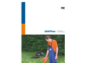 UtiliTrac - Standard in Pipeline and Cable Detection - Brochure