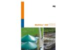 Multitec - Model 540 - Multiple Gas Measuring Device Brochure