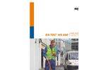 EX-TEC - Model HS 680 / 660 / 650 / 610 - Combination Measuring Devices Brochure