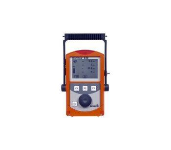 Multitec - Model 545 - Multi-Gas Measuring Device