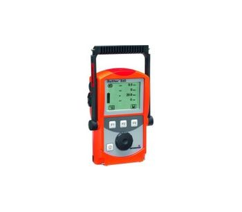 Multitec - Model 560 - Combined Gas Warning and Measuring Device