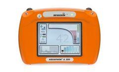 AQUAPHON A 200 - Electro-Acoustic Water Leak Detection Device