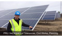 Utility Scale Ground Mount Solar Solutions - Video