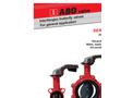 ABO - Model 600 Series - Butterfly Valves Brochure