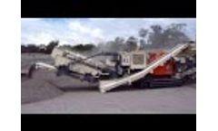 Impact Crusher K2R Video