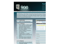 Self-Contained Communications Device Model 900 Brochure