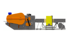 Motofog - Model 20 D-E & 40 D-E - Dust Separator Machine
