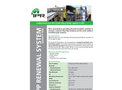 IPR - Cured-in-Place-Pipe for Gravity Sewer Brochure