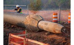 IPR - Pipe Bursting  Service
