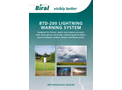 BTD-200 Lightning Warning System: Designed for leisure, sports and outdoor pursuits