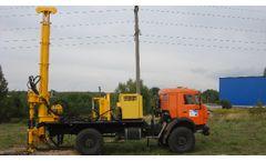 Drilling Rig GBU-7M
