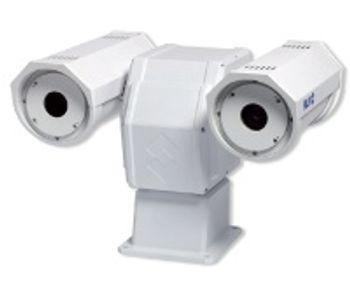 FLIR Systems - Model PT-Series - FLIR Multi-Sensor Thermal Security Cameras