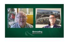 Garry Drisdelle of TireCore Intl Appears on Retreadcast