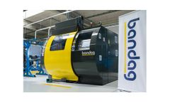New Fully Automatic Bandag Buffer 8550E Launched