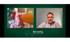 Andreas Mueller, the Managing Director of Neroforce GmbH Joins David Wilson on the Retreadcast
