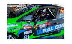 Vipal Rubber Sponsors Promising Italian Rally Driver