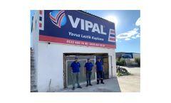 Vipal Appoints New Dealer in Turkey