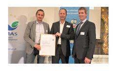 KRAIBURG Austria Awarded EMAS Certificate