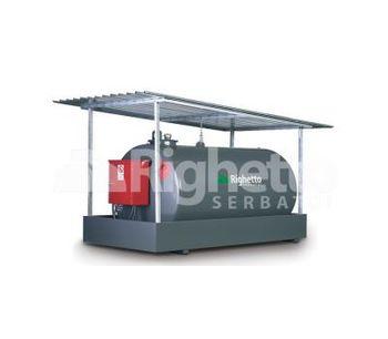 Aboveground Homologated Fuel Tanks