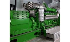 Clarke Energy and INNIO Commission Second Jenbacher Gas Engine at Vitalait Plant in Tunisia