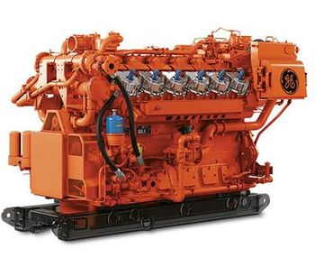 Waukesha - Model VHP (315kW - 1.5MW) - Engines and Generator Sets