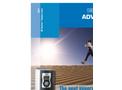 Field-oriented Vector Inverter ADV200