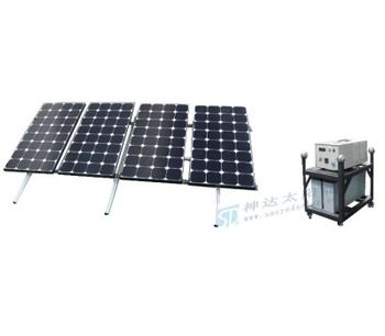 AC Solar Power Home System