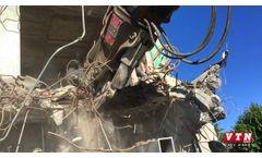 MT 15 - Multiutility Demolition Shear - Video