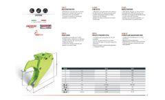 VTN SC Series Root Stump Cutter - Brochure